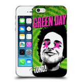 Official Green Day Key Art Soft Gel Case for Apple iPhone 5 / 5s / SE