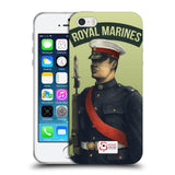 Support British Soldiers Sbs Official British Troops Soft Gel Case for Apple iPhone 5 / 5s / SE