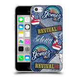 Official Selena Gomez Revival Art Soft Gel Case for Apple iPhone 5c