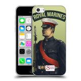 Support British Soldiers Sbs Official British Troops Soft Gel Case for Apple iPhone 5c