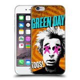 Official Green Day Key Art Soft Gel Case for Apple iPhone 6 / 6s