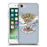 Official Green Day Key Art Soft Gel Case for Apple iPhone 7