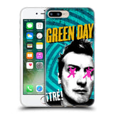 Official Green Day Key Art Soft Gel Case for Apple iPhone 7 Plus