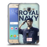 Support British Soldiers Sbs Official British Troops Soft Gel Case for Samsung Galaxy J5 / J500
