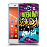 Official Green Day Key Art Soft Gel Case for ZTE Blade L2 Plus