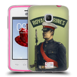 Support British Soldiers Sbs Official British Troops Soft Gel Case for LG L30