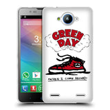 Official Green Day Key Art Soft Gel Case for ZTE Blade L3 Plus