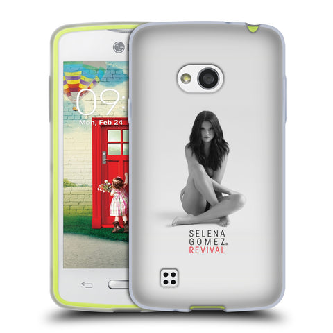 Official Selena Gomez Revival Soft Gel Case for LG L50 / D213N