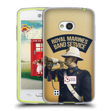 Support British Soldiers Sbs Official British Troops Soft Gel Case for LG L50 / D213N