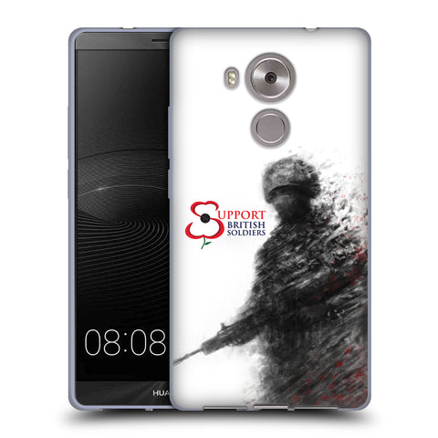 Support British Soldiers Sbs Official Support British Soldiers SBS Official Soft Gel Case for Huawei Mate 8 / Ascend Mate8
