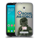 Support British Soldiers Sbs Official British Troops Soft Gel Case for Alcatel Pop S9