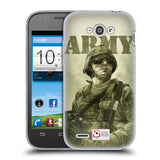 Support British Soldiers Sbs Official British Troops Soft Gel Case for ZTE Blade Q Mini