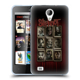Official Slipknot Key Art Soft Gel Case for M4Tel M4Play SS4020