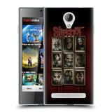 Official Slipknot Key Art Soft Gel Case for M4Tel M4Style SS4045