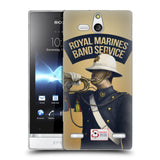 Support British Soldiers Sbs Official British Troops Soft Gel Case for Sony Xperia U / ST25i Kumquat