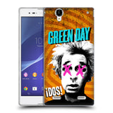 Official Green Day Key Art Soft Gel Case for Sony Xperia T2 Ultra / T2 Dual