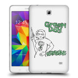 Official Green Day Key Art Soft Gel Case for Samsung Galaxy Tab 4 7.0