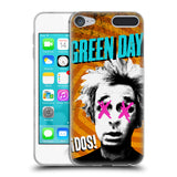 Official Green Day Key Art Soft Gel Case for Apple iPod Touch 6G 6th Gen