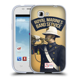 Support British Soldiers Sbs Official British Troops Soft Gel Case for ZTE Blade C2 Plus