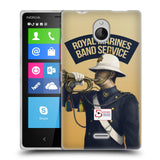 Support British Soldiers Sbs Official British Troops Soft Gel Case for Nokia X2 Dual SIM