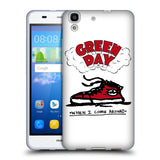 Official Green Day Key Art Soft Gel Case for Huawei Y6 / Honor 4A