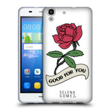 Official Selena Gomez Revival Art Soft Gel Case for Huawei Y6 / Honor 4A