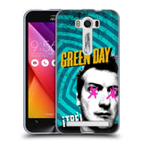 Official Green Day Key Art Soft Gel Case for Asus Zenfone 2 Laser ZE500