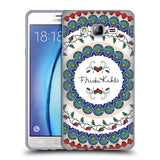 Official Frida Kahlo Peacock Soft Gel Case for Samsung Galaxy On7