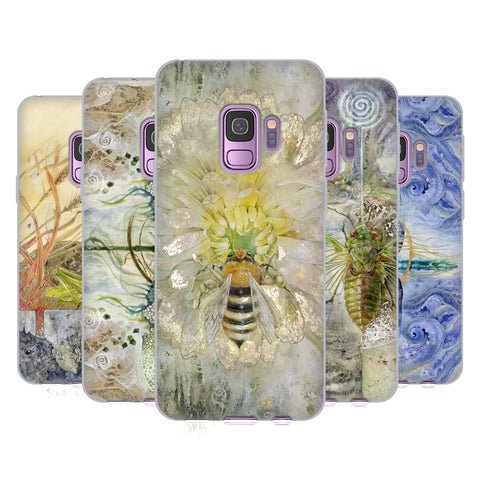 Official Stephanie Law Immortal Ephemera Soft Gel Case for Samsung Galaxy S7 Edge