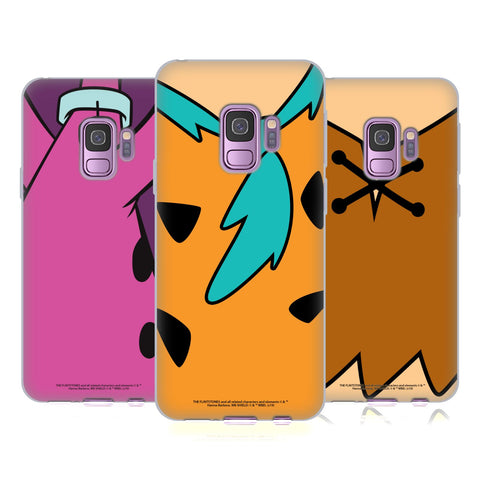 The Flintstones Full Dresses Soft Gel Case for Samsung Galaxy S8+ S8 Plus
