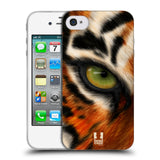 Head Case Designs Animal Eye Soft Gel Case for Apple iPhone 4 4S