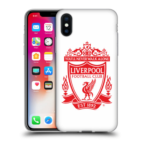iphone xs case liverpool fc