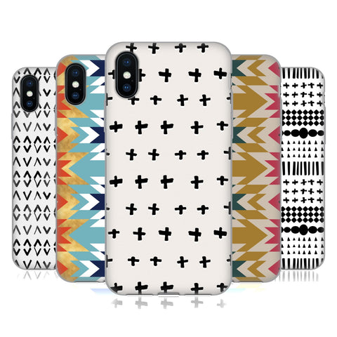 KookiePixel Patterns 2 Soft Gel Case for Apple iPhone 7 / iPhone 8