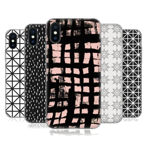 KookiePixel Patterns 3 Soft Gel Case for Apple iPhone 7 / iPhone 8