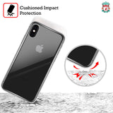 Liverpool Football Club 2019/20 Kit Soft Gel Case for Apple iPhone 7 / iPhone 8