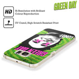 Official Green Day Key Art Hard Back Case for Samsung Galaxy S6