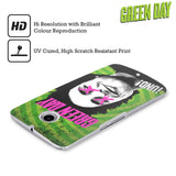 Official Green Day Key Art Hard Back Case for Motorola Moto X Style / Pure