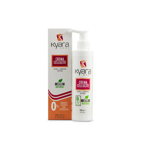 KYARA BODY CREMA CELLULITE 200 ML