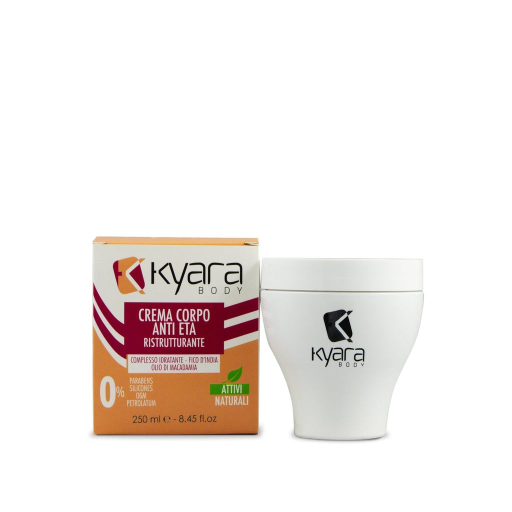 KYARA BODY CREMA ANTI-ETA' RISTRUTTURANTE 250 ML