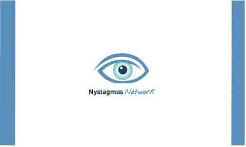 Nystagmus Network business card