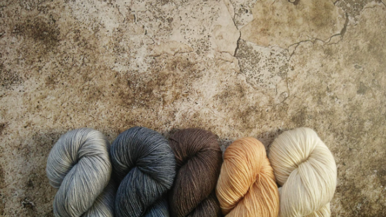 Coastal: Yarn inspired by the Discovery Coast