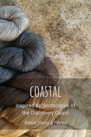 Coastal Yarn by Raxor Yarns
