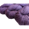 Bamboo Sock - 100g 4 ply Yarn - Darkest Purple