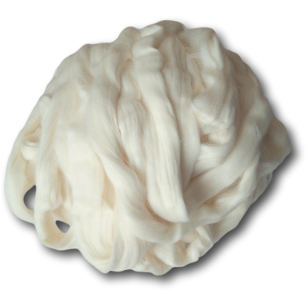Egyptian Cotton Combed Top 50g