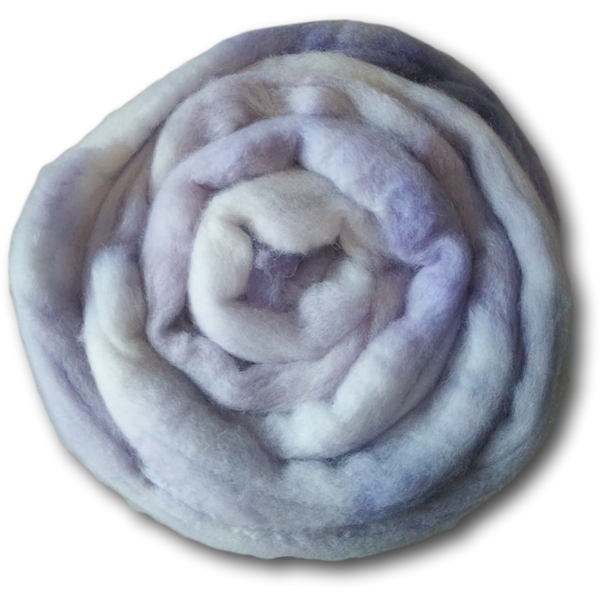 Hand Dyed Merino & Cashmere Combed Tops 50g