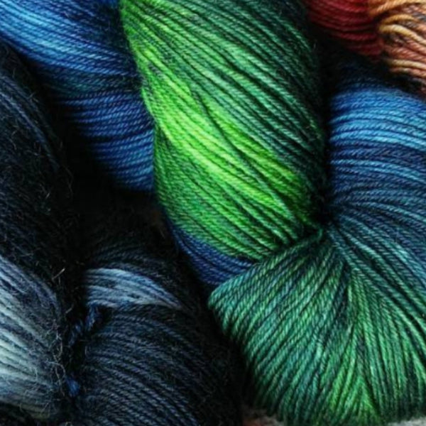 Beginner's Workshop - Learn to Dye Yarn - Saturday 19 October