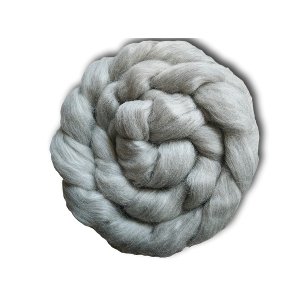 Nimbus - Suri, Alpaca and Merino Blend Combed Top 500g