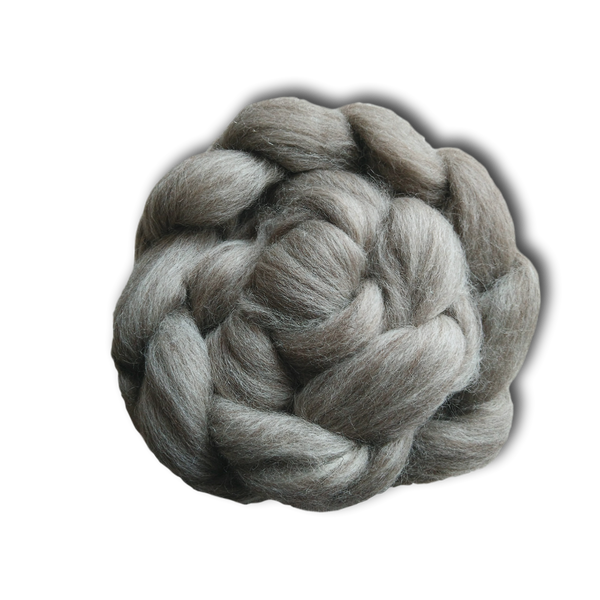 Oatmeal Bluefaced Leicester (BFL) Combed Top 100g