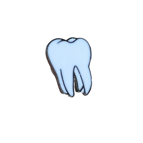 Brooch Pin - Tooth