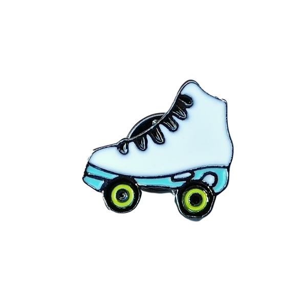 Brooch Pin - Rollerskate